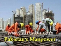 Manpower from Pakistan