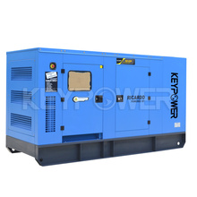 Supplier Electric Start Copper Wire Home Use Waterproof Cambodia Diesel Generator