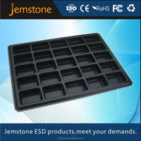 Good quality anti-static(esd) PP electronic blister tray
