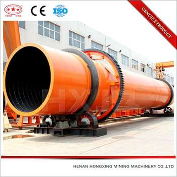 Mineral energy-saving rotary wood sawdust dryer