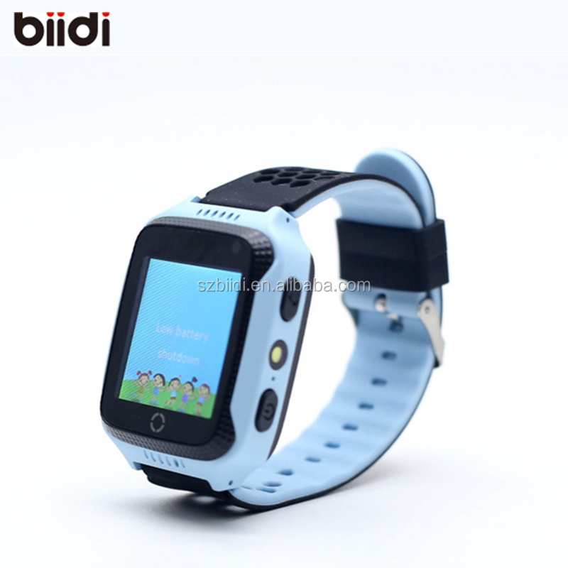 Custom OEM t7Kid GPS Smart Watch Safe Children Wristwatch SOS Call Location Detective Anti Lost Reminder