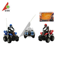 4 Wheels motorbike radio control toys children mini plastic motorcycle toys