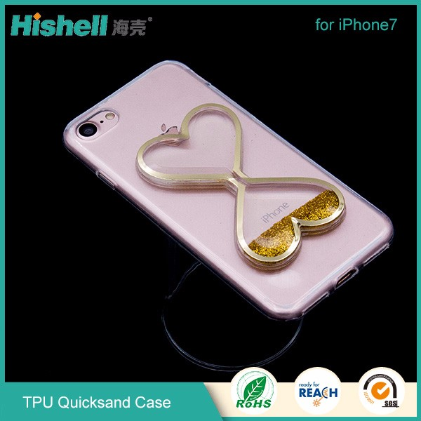 Full Creative TPU Quicksand Case For Iphone 7
