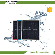 Hot sale product USB 10000mah solar sun power battery charger mobile
