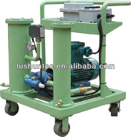Explosion Proof Lubrcant Oil/ Hydraulic Oil Purifier,Lube Oil Recycling Machine,Oil Restoration (JL-E)