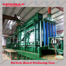 Chipboard making machine Wood Chipping machine/chipboard plant
