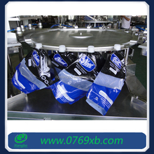 Automatic customized jelly /sauce cup Stand up Pouch Filling Capping Machine