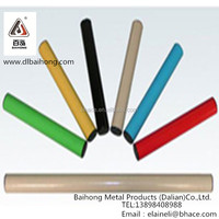 polymer plastic coated lean pipe