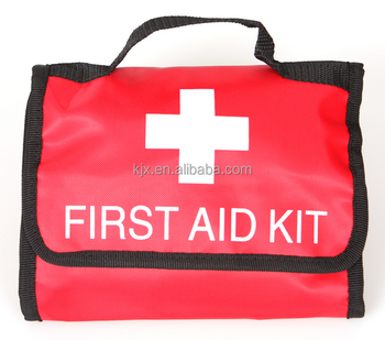 Medical Emergency Camping Survival Travel First Aid Kit for Manufacturer Personal Care