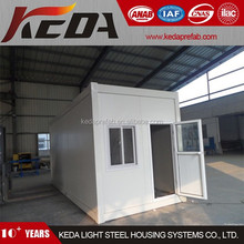 Waterproof Prefab Container House made in China