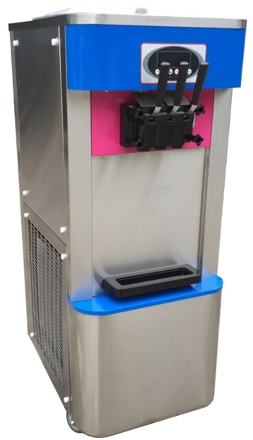 Multi flavors commercial taylor soft serve ice cream vending machine with factory price