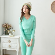 wholesale cotton fabric tender women night suit