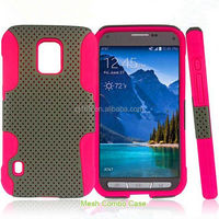 new product toolbox hybrid combo mesh case for Motorola Razr i XT890 XT907