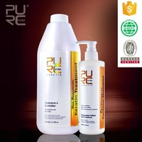 Brazilian Keratin Best Treatment 1000ml and Deep Cleaning Purifying Shampoo