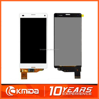 Mobile phone player touch screen digitizer for sony xperia z3 plus