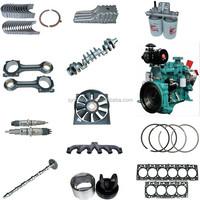 6bt diesel engine spare parts C4937362 radiator tank