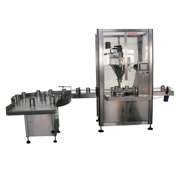 XFF-G Bottle coffee packaging machines