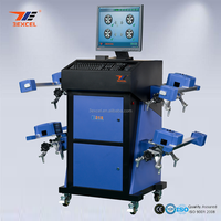 CCD Wheel Aligner Model E315 with CE approval