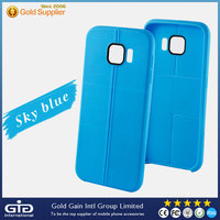 Hot Sell Various Color Soft TPU Case for Samsung for Galaxy s6