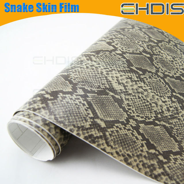 snake texture car wraps vinyl car body vinyl wrap as good as 3m