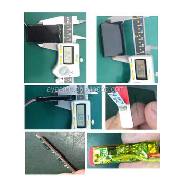 High quality lithium 1s1p 18650 li-ion 3.7v 1430mah battery pack with PCM