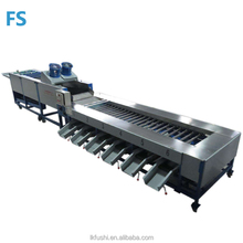 fruit washing and drying machine Blueberry grading machine in good selling