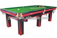 Hot Design low price Solid Wood Star Snooker Table for disposable glove for food contact