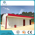 Manufacturer of prefabricated houses/prefab house/light steel villa