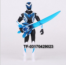 2017 New Cosplay Movie Max Steel Figure With Sword PVC Action Figure Model Doll Toys For Kids Gifts