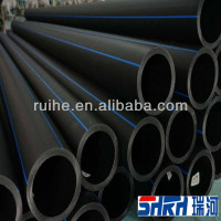HDPE corrugated pipe black pipe corrugated
