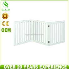 wholesale new design wooden gates for dogs