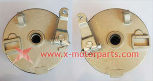 The left&right drum brake for the 150 -250CC ATV