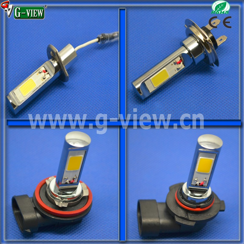 china car led factory price for led fog bulb 18w COB H8 h11 3400k 6000k auto led lamp