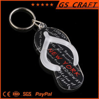 Unique fantastic high quality babouche key chain