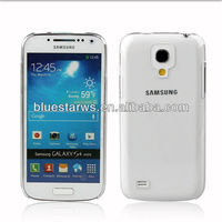 New arrival crystal case for Samsung galaxy S4 Mini,blank phone case for Samsung galaxy S4 Mini i9190