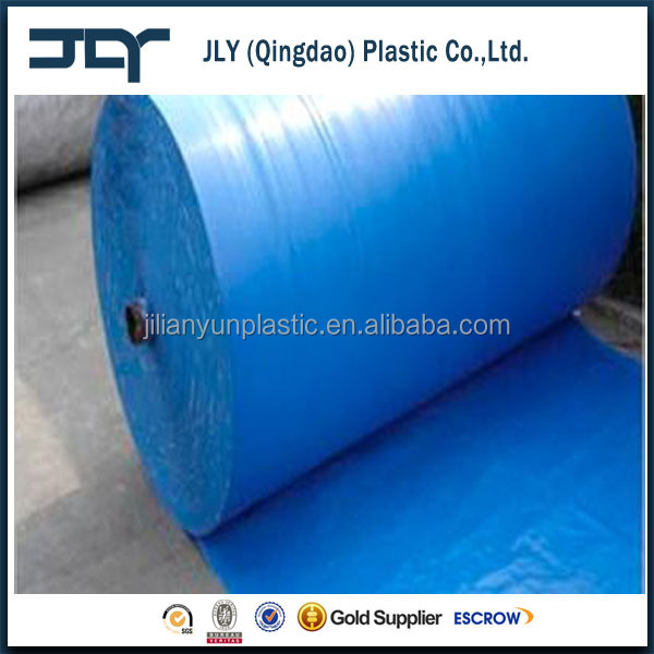 China Manufacture For Sale Woven Fabric HDPE Tarpaulin Roll