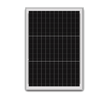 China PV manufacturer price solar panel 50w high efficiency 18V modules