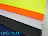 SWTCD-023A02 T/C 65/35 Polyester Cotton Fluorescent Dyed Fabric