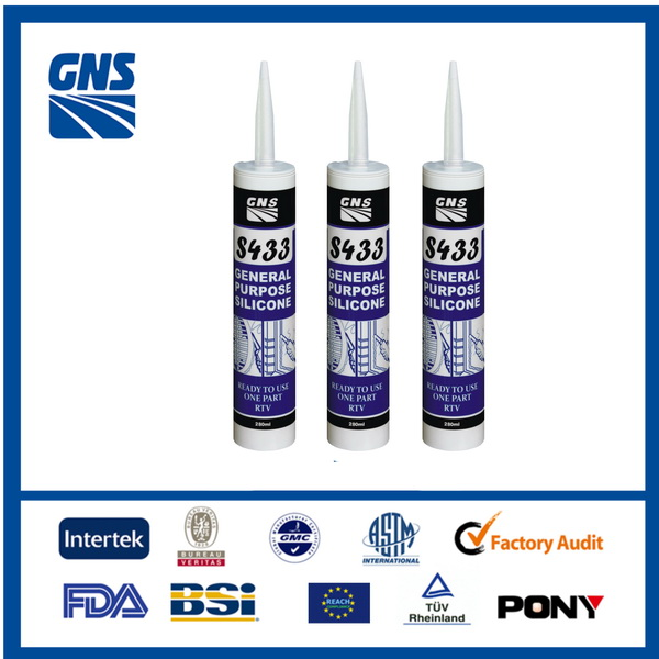 NEW adhesive glue silicone sealant aquarium