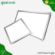 Ultra Thin SMD2835 IP44 48W 600x600mm led ceiling panel lighting Surface Mounted Square Panel Led Light