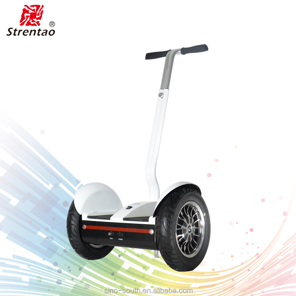 High quality 2 wheel electric scooter 2000W city model electric balance scooter personal transporter