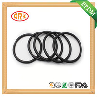 Black Different Size EPDM Rubber O Ring Seals