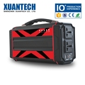 Short-circuit protection dual dc outputs industrial mini lithium ion battery portable solar power generator