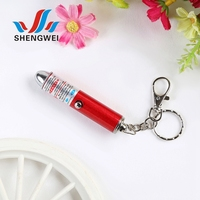 Single point red laser pointer toy teaser cat and dog