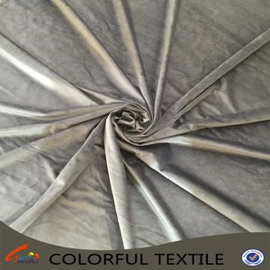 high quality soft hendle holland velvet fabric for sofa