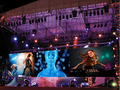 Super slim indoor P3 stage led screen rental for concert