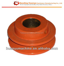 Ceramic Glazing Line Grey Cast Iron Casting Pulley