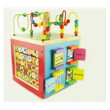 Large Montessori Teaching kids Educational Wooden Toys sets for kids