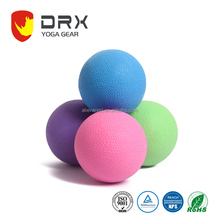 Single Custom Lacrosse ball muscle fascia release for yoga therapy exercise