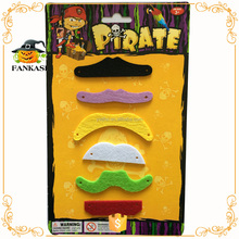 Halloween Pirate Fake Mustache for Party Supplies